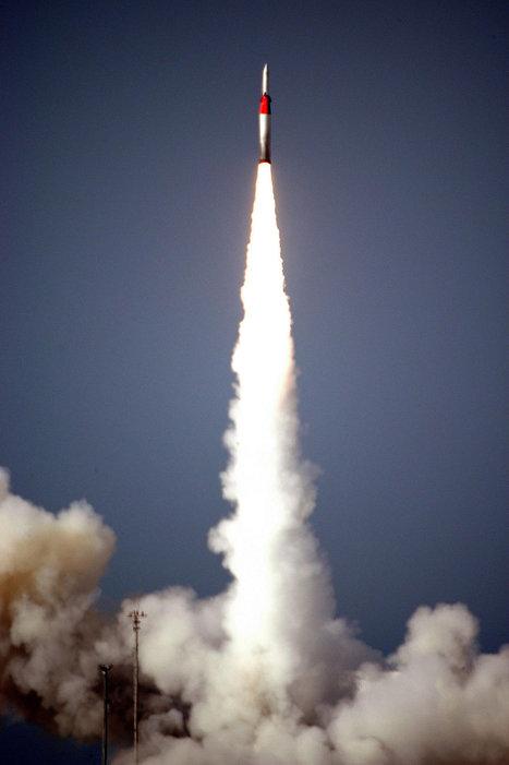 Israel and U.S. Conduct Missile Test in Mediterranean | War on terror | Scoop.it