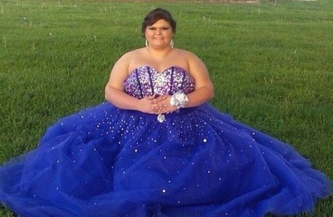 Internet Bullies Laughed At Her In Her Prom Dress, But Look Who's Laughing Now!! | email | Scoop.it