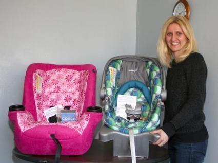 YSB employee goes extra mile to help with child car seat safety - Huntington Country TAB | Car Seat Safety | Scoop.it
