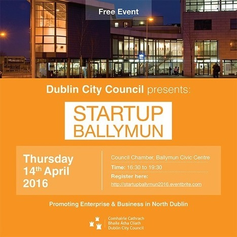 StartUp Ballymun | Doing business in Ireland | Scoop.it
