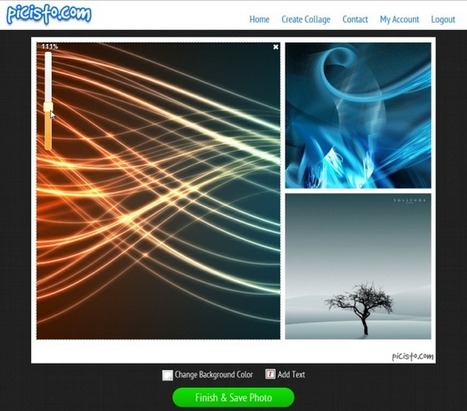 Picisto Is A Free Online Collage Creator With Customizable Templates | Online Relations & Community management | Scoop.it