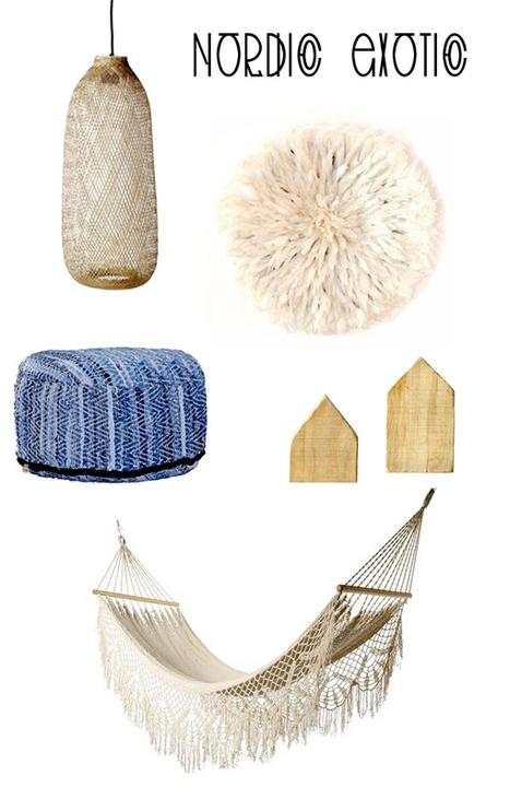 Hege in France: Tuesday Tips - Trend ALERT Nordic Exotic   Tendances déco - interior trends   Scoop.it