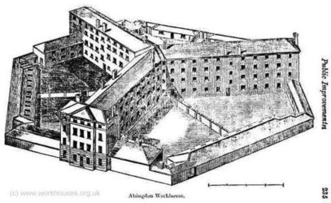 An Introduction to the Workhouse | History Alive 9. The Industrial Revolution | Scoop.it