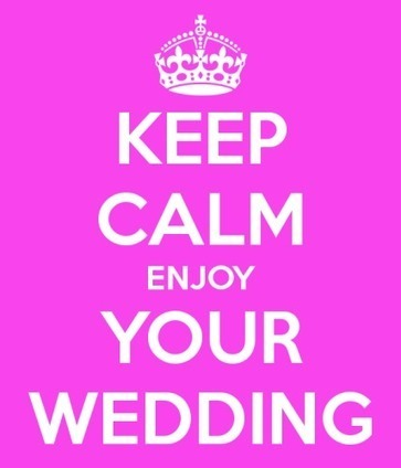 How to eliminate stress on your wedding day   Fashion, Beauty & Flowers   Scoop.it