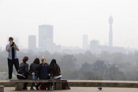 London's Dirty Secret: Pollution Worse Than Beijing's | My News: Alex | Scoop.it