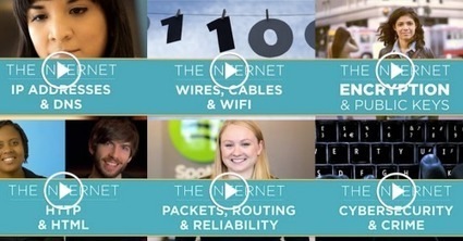 Learn how the Internet actually works | EDTECH - DIGITAL WORLDS - MEDIA LITERACY | Scoop.it