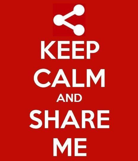 Aumentare la condivisione sui social media senza scrivere contenuti migliori | Web Marketing Fan | Scoop.it