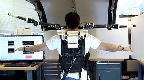 MIT shows off prototype Doctor Octopus robot arms - Geek | Alex-Mercer-Game-Jacket-Mass-Effect-3-Game-Jacket-Resident-Evil-6-game jacket | Scoop.it