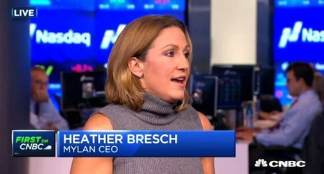 #Mylan #CEO Heather #Bresch goes down in flames defending $16M pay raise and #EpiPen price hike   USA the second nazi empire   Scoop.it