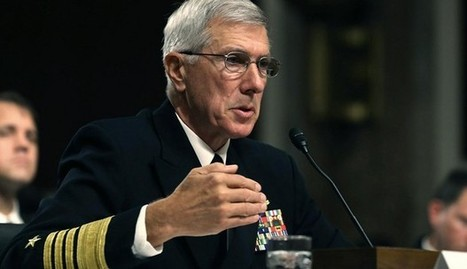 Inhofe Can't Budge an Admiral Who Says Climate Change Matters | Sustain Our Earth | Scoop.it