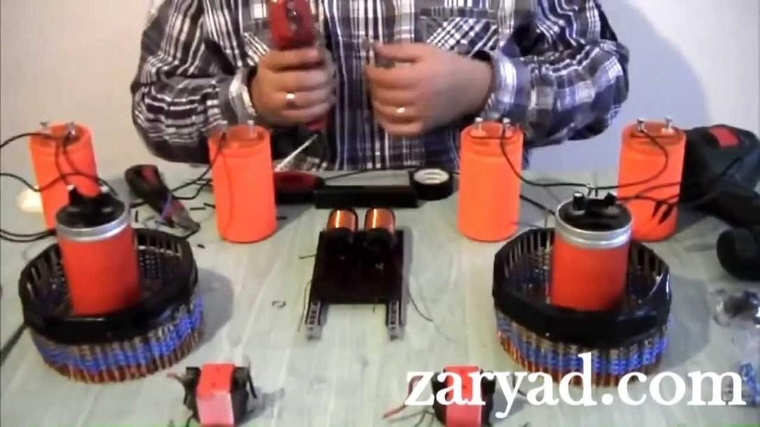Бестопливный генератор своими руками из автомобильного инвертора