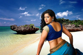 Hot Pose of Indian Actress Archana Veda in Saree   Justhottest   Scoop.it