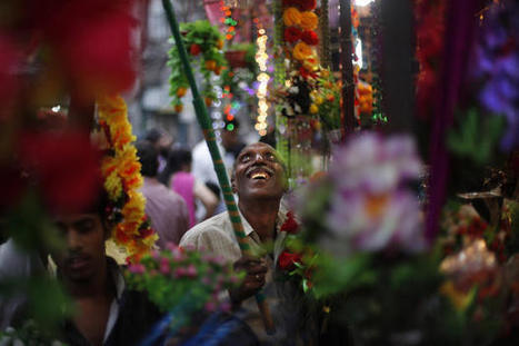 Hindus celebrate festival of light | Horn APHuG | Scoop.it