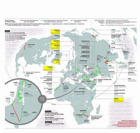 Murs, barrières, clôtures: comment le monde se REFERME | Le BONHEUR comme indice d'épanouissement social et économique. | Scoop.it