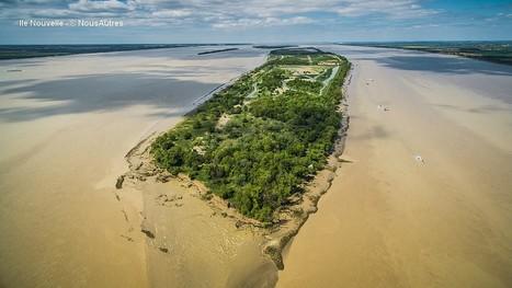 Île Nouvelle : île de l'estuaire de la Gironde en harmonie avec la nature | Revue de presse Pays Médoc | Scoop.it