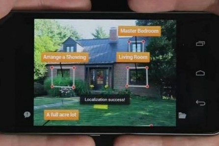 Augmented Reality Info Overlaid On Objects And Buildings - PSFK | Augment My Reality | Scoop.it