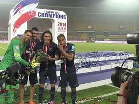 Football : trophée des champion 2014 PSG-Guingamp - Le blog sportif de bbkdsport | Sport en direct | Scoop.it