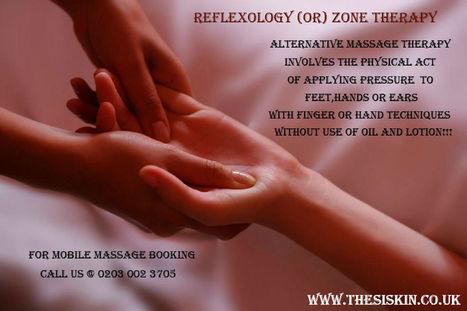 Reflexology Massage Therapy   Thesi skin   Scoop.it
