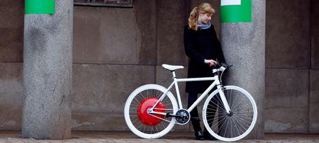 La rueda inteligente que convierte cualquier bicicleta en eléctrica - Noticias de Tecnología | Deporte sostenible UNDAV | Scoop.it