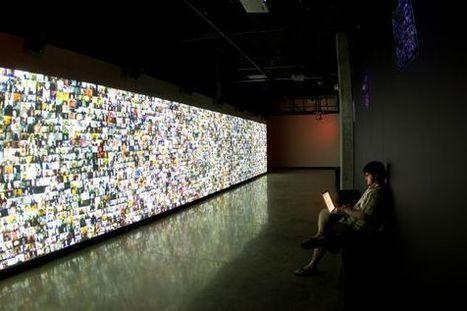 El arte se inspira en los datos masivos | Arte Digital y Nuevos Medios | Scoop.it