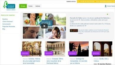 ESCUELA DE SABER: PLATAFORMA CULTURAL DE PODCAST SOBRE HISTORIA Y PATRIMONIO | Didáctica de las Ciencias Sociales, Geografía e Historia | Scoop.it