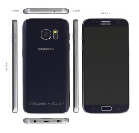 Samsung GalaxyS7 : tout ce que l'on sait déjà du smartphone - FrAndroid | Téléphone Mobile actus, web 2.0, PC Mac, et geek news | Scoop.it