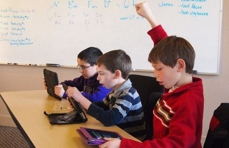 Mobile Apps Expanding The Learning Opportunity   iPad App Development   Scoop.it
