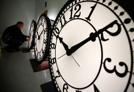 Daylight Saving Time 2014: When Does It Begin? And Why? | Troy West's Radio Show Prep | Scoop.it
