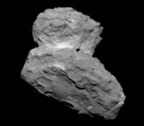 Amazing New Photo of Rosetta Comet - NASA Science | Science, Space, and news from 'out there' | Scoop.it