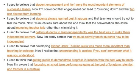 Anything goes: Is there a right way to teach? | David Didau: The Learning Spy | Maths teaching | Scoop.it