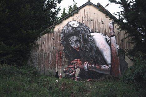 MTO Street Art | Contemporary Art & Culture | Scoop.it