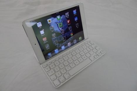 Review.. Logitech Ultrathin Keyboard Case Mini for the iPad Mini | Wonderful Gadgets | Scoop.it