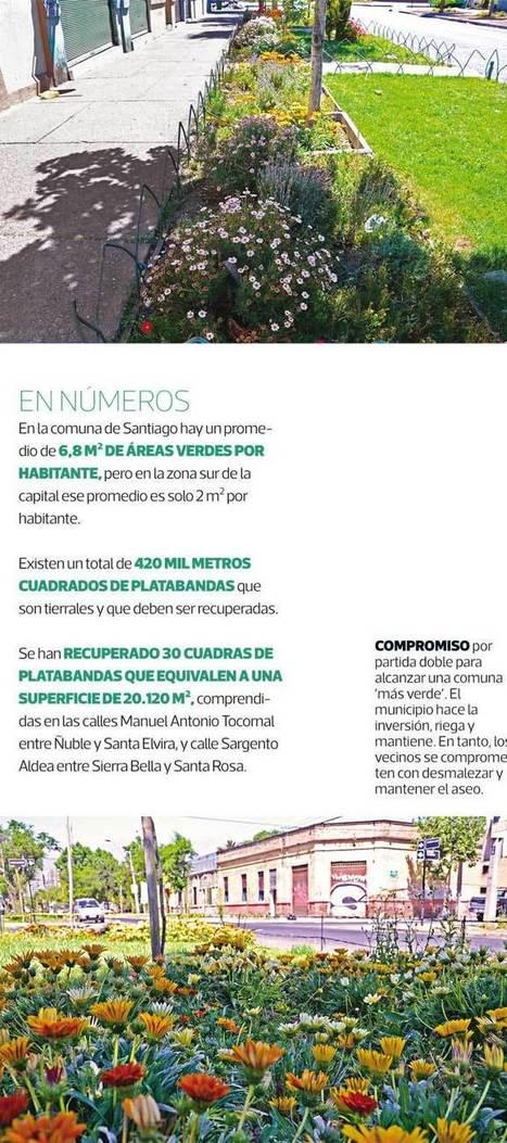 +Verde en Santiago - Latercera | Comisión de Derechos Humanos-Consejo Regional Santiago | Scoop.it