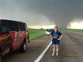Tornado tourism thrives even during deadly season - NBC News.com | It's Show Prep for Radio | Scoop.it