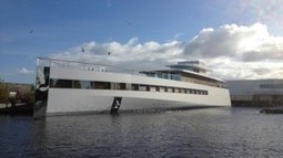 Venus, le yacht dessiné par Steve Jobs | Gizmodo | Apple World | Scoop.it