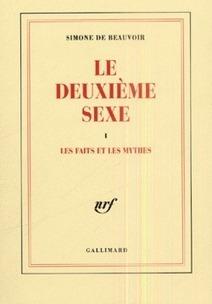 Dans ma bibliothèque - Simone de Beauvoir, Le Deuxième sexe   Liberté de genre, égalité des sexes et solidarité pour tous   Scoop.it