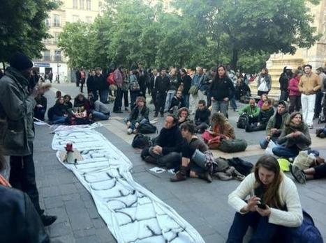 #12M Paris Fontaine des innocents   #marchedesbanlieues -> #occupynnocents   Scoop.it