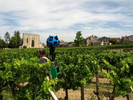 Les châteaux viticoles du Bordelais sont accessibles sur Google Street View | Pense pas bête : Tourisme, Web, Stratégie numérique et Culture | Scoop.it
