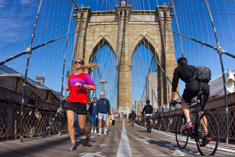 NYC only 24th in fitness out of US's top 50 - New York Post | Commercial Playground Equipment | Scoop.it