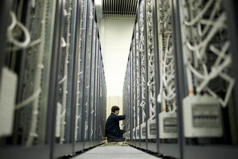 Le Cloud va faire exploser le trafic des données en ligne | actualité d'internet | Scoop.it