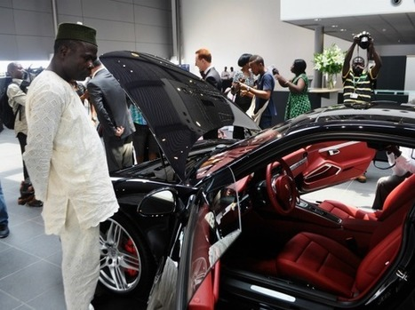 Africa in Transition » 'Bling' and the Nigerian Political Class | African Current Affairs | Scoop.it
