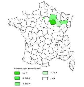 Les Drouilly profondément ancrés dans l'Aube | L'Est Eclair | Archives et généalogie | Scoop.it