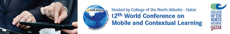 12th World Conference on Mobile & Contextual Learning  - Table of Contents | Mobile Learning in Higher Education | Scoop.it
