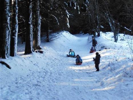 Isère Nord | Une station de ski au-dessus du Rhône | Tourisme en pays viennois | Scoop.it