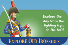 A Sailor's Life for Me! An online game and interactive website from the USS Constitution Museum   Naval Museums Storytelling   Scoop.it