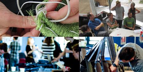 Invitation à Cultiver nos Fab Labs | Résidence de co-design citoyen | Fab Labs au Québec | Scoop.it