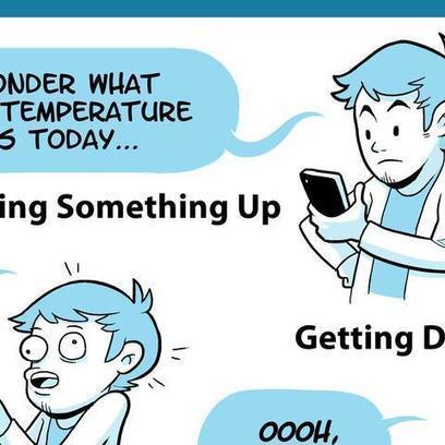 The Never-Ending Smartphone Cycle [COMIC] | Digital-News on Scoop.it today | Scoop.it