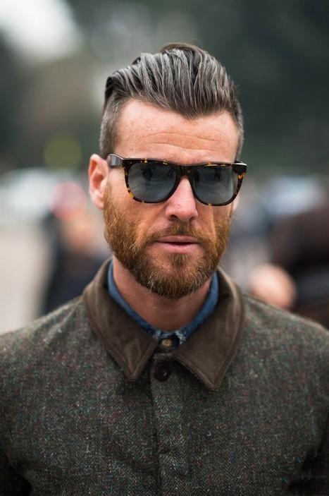 Haarinspiratie voor heren met een undercut | Kapsels voor mannen | Scoop.it