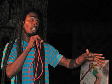 Young voices make loud sounds - Poetry Society presents three of Jamaica's ... - Jamaica Gleaner | Poetry resources | Scoop.it
