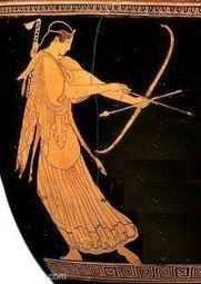 Folk Etymologies for Artemis from Plato | Griego clásico | Scoop.it